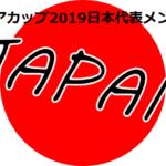 【AFCアジアカップ2019】サッカー日本代表メンバー予想まとめ!新しい招集メンバーは彼だ!