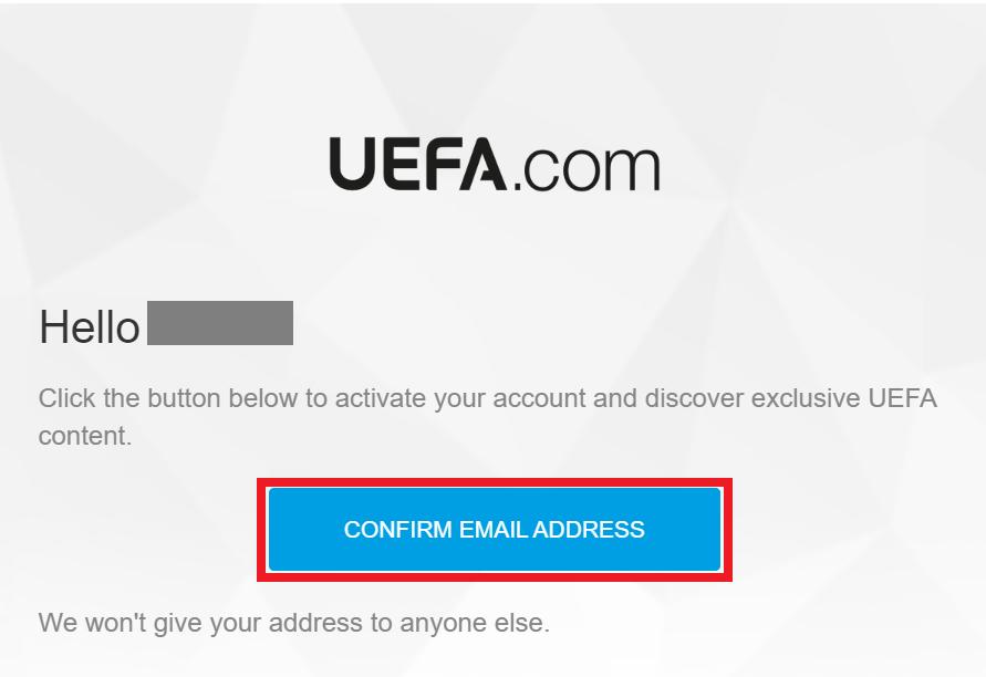受信メール確認。