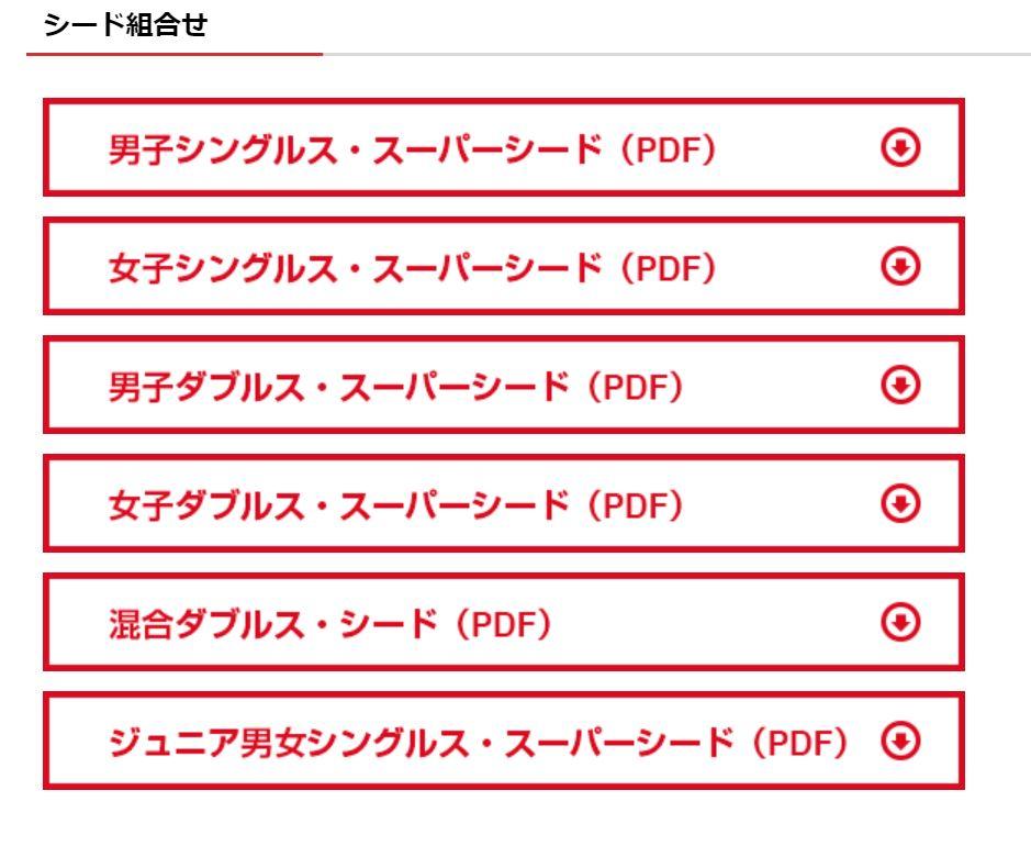全日本卓球選手権_大会公式サイト_シード組み合わせ