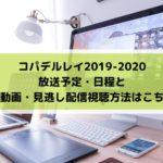 コパデルレイ2020放送予定・日程と無料動画・見逃し配信視聴方法はこちら!
