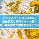 シックスネーションズ2020放送予定と無料ネット中継・見逃し配信動画の視聴方法はこちら!
