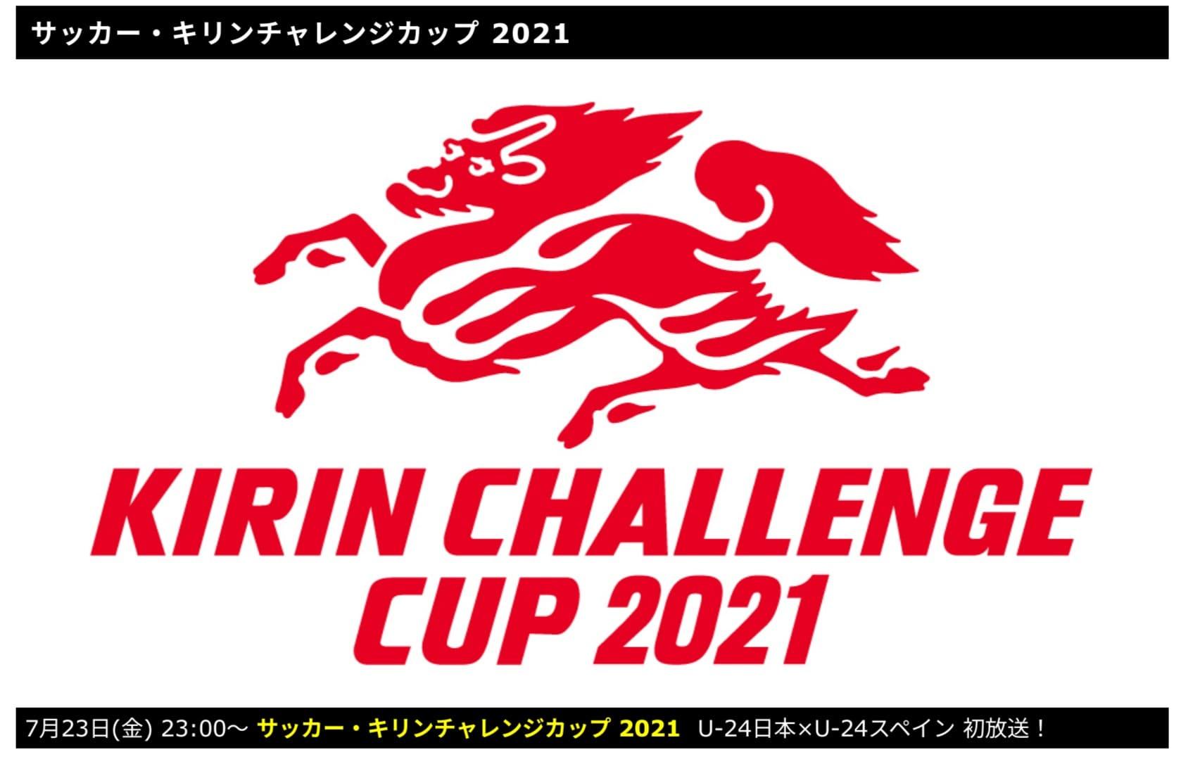 サッカー・キリンチャレンジカップ 2021_サッカー日テレジータス_U24スペイン代表戦 (1)